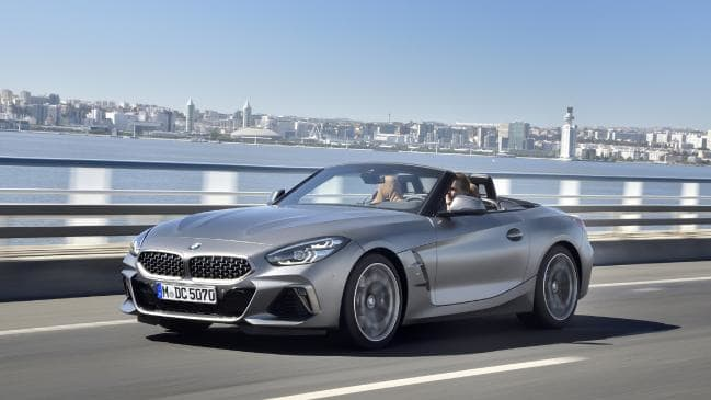 Only the top-spec Z4 gets the six-cylinder engine.