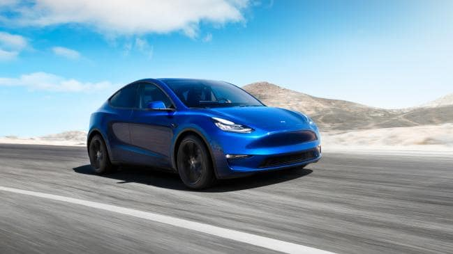 Tesla is pouring big money into its driverless car program.